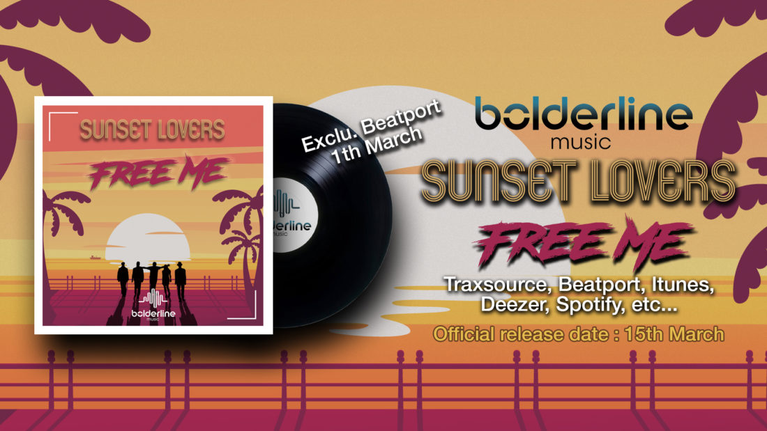Preview Sunset Lovers - Free Me